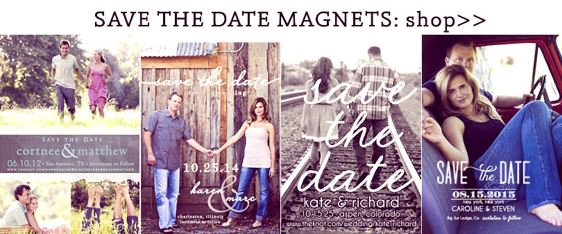 Magnet Save the Dates
