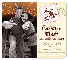 Ring Save the Date