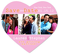 """Sweet"" Save the Date Magnet"