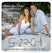 Sand Save the Date